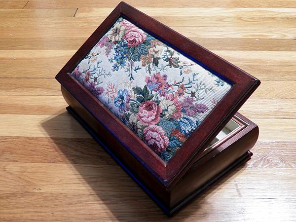 picture frame jewelry box photo frame jewelry box jewel box frames